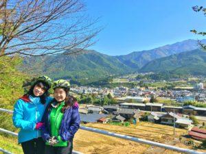 飛騨萩原E-Bikeツアー