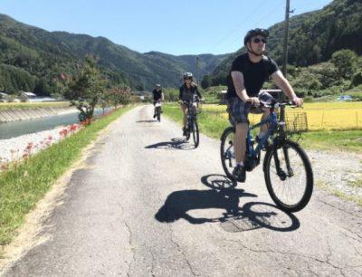 馬瀬E-Bikeツアー