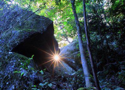金山巨石群1